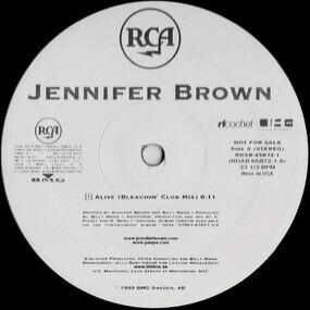 Jennifer Brown - Alive (Remixes)