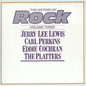 Jerry Lee Lewis - The History Of Rock (Volume Three)