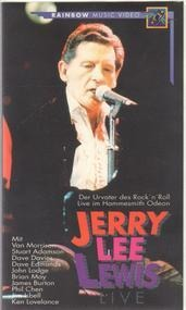 Jerry Lee Lewis - Der Urvater Des Rock´n´Roll - Live Im Hammesmith Odeon