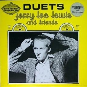 Jerry Lee Lewis - Duets