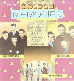 Jerry Lee Lewis - Golden memories Vol. 13