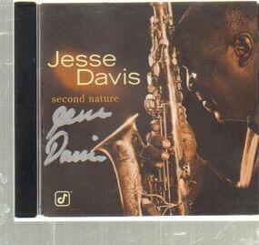 Jesse Davis - Second Nature