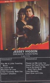 Jessey Higdon - Sneakin' Cheaters