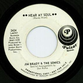 The Sonics - Near My Soul / Goodbye