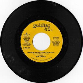 Jim Croce - Workin' At The Car Wash Blues / Thursday