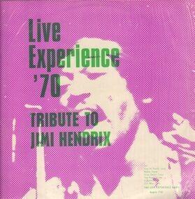 Jimi Hendrix - Live Experience 70 (Tribute to Jimi Hendrix Vol. V)