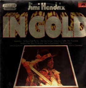 Jimi Hendrix - In Gold