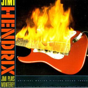 Jimi Hendrix - Jimi Plays Monterey