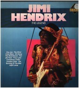 Jimi Hendrix - The Legend