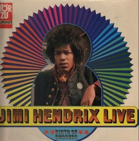Jimi Hendrix - Live - Birth Of Success