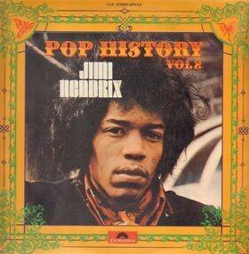 Jimi Hendrix - Pop History Vol. 2