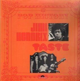 Jimi Hendrix - Pop History