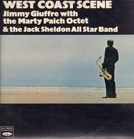 Jimmy Giuffre - West Coast Scene
