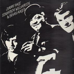 Jimmy Page - Jimmy Page, Sonny Boy Williamson, & Brian Auger