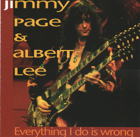 Jimmy Page - Everything I Do Is Wrong