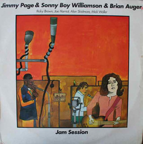 Jimmy Page - Jam Session