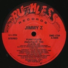 jimmy z - Funky Flute