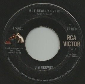 Jim Reeves - Is It Really Over