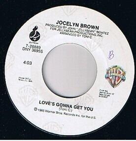 Jocelyn Brown - Love's Gonna Get You