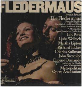 Johann Strauss II - Fledermaus