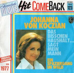 Johanna von Koczian - Das Bisschen Haushalt ... Sagt Mein Mann