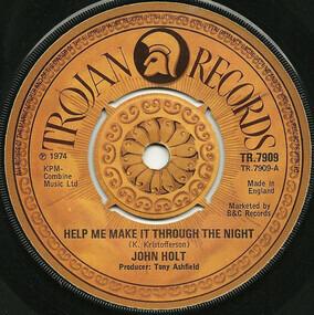 John Holt - Help Me Make It Through The Night