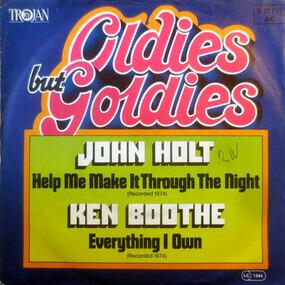 John Holt - Help Me Make It Through The Night / Everything I Own