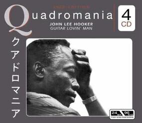 John Lee Hooker - Guitar Lovin' Man