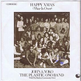 John Lennon & Yoko Ono - Happy Xmas (War Is Over)
