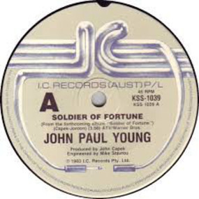 John Paul Young - Soldier of Fortune