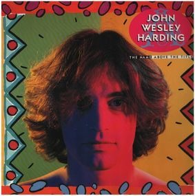 John Wesley Harding - The Name Above the Title
