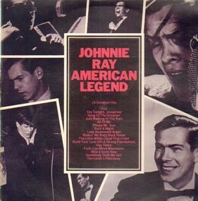 Johnnie Ray - American Legend