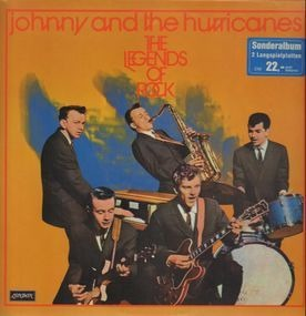 Johnny & the Hurricanes - The Legends of Rock
