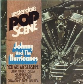 Johnny & the Hurricanes - You Are My Sunshine