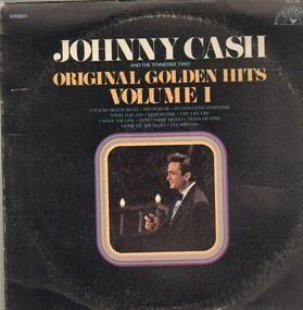 Johnny Cash - Original Golden Hits Volume 1