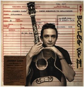 Johnny Cash - Bootleg 2: From Memphis