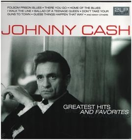 Johnny Cash - Greatest Hits And Favorites