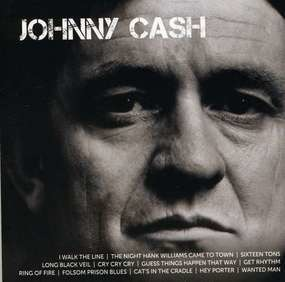 Johnny Cash - Icons