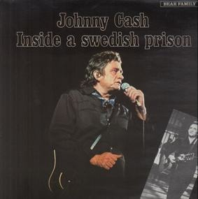 Johnny Cash - Inside a Swedish Prison