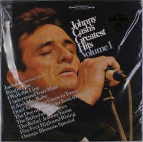 Johnny Cash - Johnny Cash's Greatest Hits
