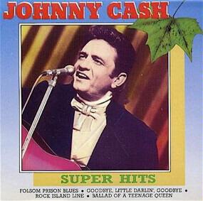 Johnny Cash - Super Hits