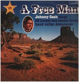Johnny Cash - A Free Man