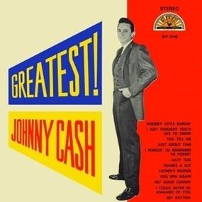 Johnny Cash - Greatest!