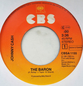 Johnny Cash - The Baron