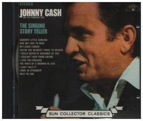 Johnny Cash - The Singing Story Teller