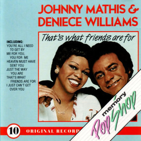 Johnny Mathis - That's What Friends Are For