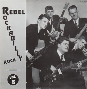 The Jaguars - Rebel Rockabilly Rock Vol. 8