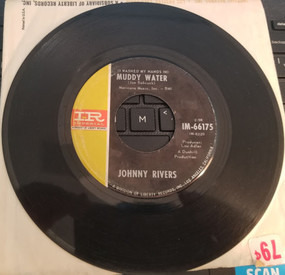 Johnny Rivers - (I Washed My Hands IN) Muddy Water / Roogalator