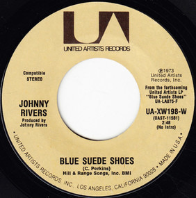 Johnny Rivers - Blue Suede Shoes