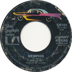 Johnny Rivers - Memphis / Secret Agent Man